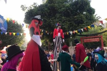 Mersin Sokak Sanatçıları Festivaline Katılımımız.-01