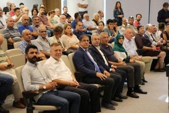 Nükleer Tehlikeye Karşı Mersin Buluşması Toplantısına Katılımımız.-01