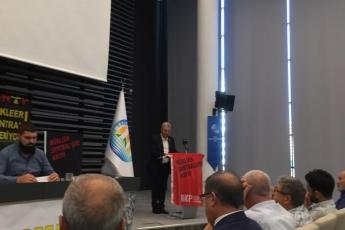 Nükleer Tehlikeye Karşı Mersin Buluşması Toplantısına Katılımımız.-02
