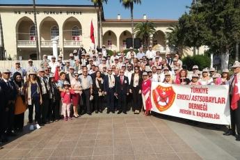 TEMAD'ın Kuruluşunun 35.Yılı ve Dünya Assubaylar Günü Törenine Katılımımız.-01