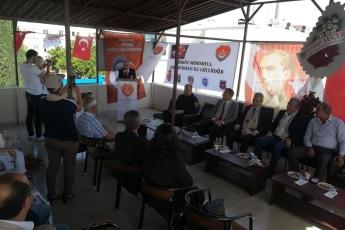 TEMAD'ın Kuruluşunun 35.Yılı ve Dünya Assubaylar Günü Törenine Katılımımız.-03