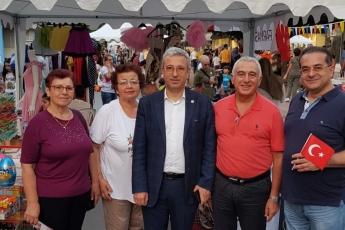Çamlıbel Sokak Festivali Açılış Töreni ve Kortejine Katılımımız.-06