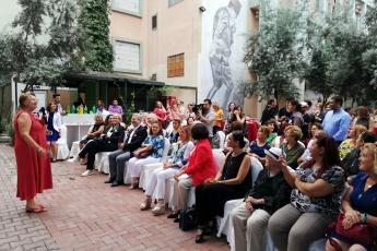 Türk Üniversiteli Kadınlar Derneği Mersin Şubesinin Kuruluş Kutlaması ve Tanıtım Toplantısına Katılımımız.-05