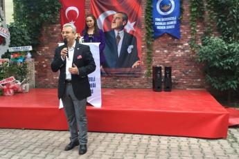 Türk Üniversiteli Kadınlar Derneği Mersin Şubesinin Kuruluş Kutlaması ve Tanıtım Toplantısına Katılımımız.-06