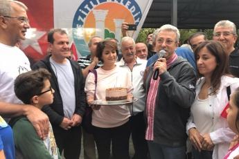 Mezitli Belediyemizin Düzenlediği, Akarca'dan Başlayarak Doğançay'da Sona Eren Cumhuriyet Doğa Yürüyüşüne Katılımımız.-05