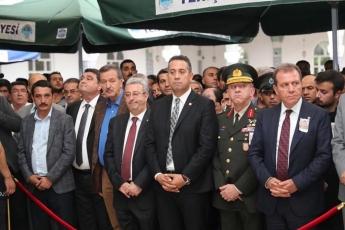 Hakkari'deki Alçak Saldırıda Şehit Düşen Mersinli Hemşehrimiz Er Mustafa Korkmaz'ı Son Yolculuğuna Uğurlamamız.-01