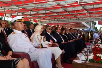 Mersin Cumhuriyet Meydanı 29 Ekim Cumhuriyet Bayramı'nın 96. Yılı Kutlama Etkinliklerine Katılımımız.-02