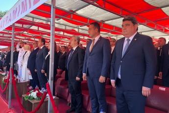 Mersin Cumhuriyet Meydanı 29 Ekim Cumhuriyet Bayramı'nın 96. Yılı Kutlama Etkinliklerine Katılımımız.-03