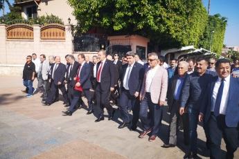 Mersin Cumhuriyet Meydanında CHP Mersin İl Örgütü İle 29 Ekim Cumhuriyet Bayramı'nın 96. Yılı Kutlama Etkinliklerine Katılımımız.-01