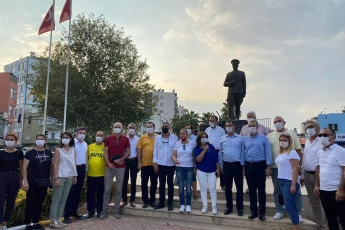 """Mersin Tarsus Belediyemizin temiz ve daha sağlıklı bir çevre için """"arabasız gün"""" etkinliğine katıldık. - 2"""