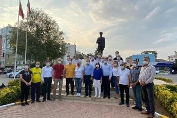 """Mersin Tarsus Belediyemizin temiz ve daha sağlıklı bir çevre için """"arabasız gün"""" etkinliğine katıldık. - 1"""