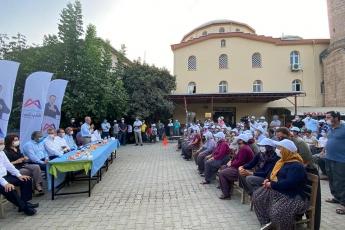 Mersin Büyükşehir Belediye Başkanımız Vahap Seçer ile birlikte, Mersin İl Başkanlığımız ve Yenişehir İlçe Başkanlığımızla Karahacılı Mahallemizi Ziyaret Ettik. - 4