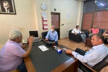 Silifke-İlçe-Başkanımız-ve-İlçe-Yöneticilerimizle-Silifke-Gazetesini-ziyaret-ettik.-1