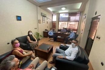 Silifke-İlçe-Başkanımız-ve-İlçe-Yöneticilerimizle-Silifke-Gazetesini-ziyaret-ettik.-2
