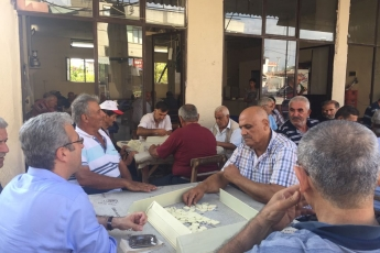 Mersin Kazanlı ve Adanalıoğlu mahallelerimizin kahvelerinde halkımız ile buluştuk.-04
