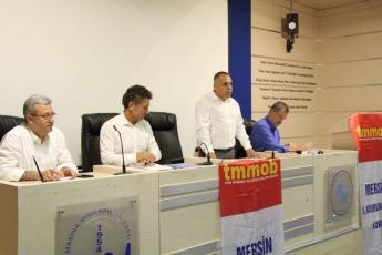 CHP Genel Başkan Yardımcısı Orhan SARIBAL ile TMMOB Mühendisler Odaları Temsicileri Toplantısına Katılımımız.03