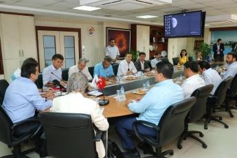 CHP Genel Başkan Yardımcısı Orhan SARIBAL ile MTSO Toplantısına Katılımımız.01