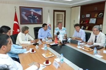 CHP Genel Başkan Yardımcısı Orhan SARIBAL ile MTSO Toplantısına Katılımımız.02