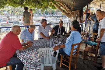 Mersin Amatör Balıkçılar Derneğini Ziyaretimiz.01