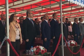 Mersin Cumhuriyet Anıtı ve Ulu Cami Meydanı 25. Geleneksel Ahilik Kültürü Haftası Kutlamasına Katılımımız.03