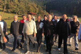 Bolu-Abant Büyük Otel CHP Milletvekili Çalışma Yılı Değerlendirme Kampına Katılımımız.03
