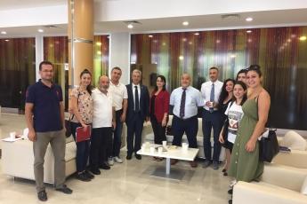 Mersin Atatürk Kültür Merkezinde Zoraki Evliliklere Sıfır Tolerans Eğitimine Katılımımız.-01