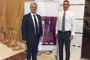 Mersin Atatürk Kültür Merkezinde Zoraki Evliliklere Sıfır Tolerans Eğitimine Katılımımız.-02