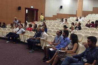 Mersin Atatürk Kültür Merkezinde Zoraki Evliliklere Sıfır Tolerans Eğitimine Katılımımız.-03
