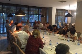 Mersin 78'liler Girişimi Yuvarlak Masa Toplantısına katılımımız.-04