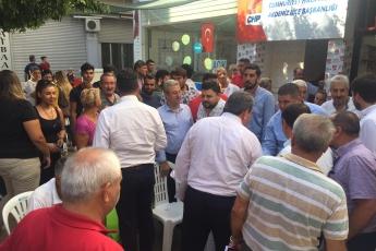 Mersin CHP Akdeniz İlçe Örgütümüzün Düzenlediği Aşure Etkinliğine Katılımımız.-01