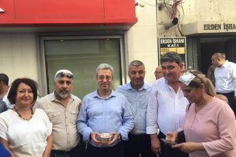Mersin CHP Akdeniz İlçe Örgütümüzün Düzenlediği Aşure Etkinliğine Katılımımız.-03