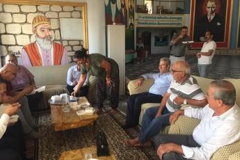 Tarsus Yenice Sıddık Baba Cemevi'nde Aşure İkramına Katılımımız.-01