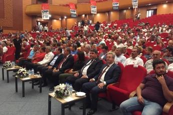 CHP Mersin İl Başkanlığı Danışma Kurulu Toplantısına Katılımımız.-04