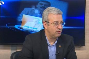 Kanal33 TV'de Fatih Alkar ile Siyasetin Nabzı Canlı Yayın Programına Katılımımız.-01