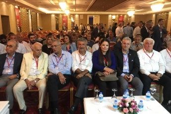 Adana Seyhan Otel'de CHP Adana Bölge Toplantısına Katılımımız.-01