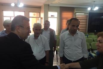 CHP Adıyaman İl Başkanlığını Ziyaretimiz.-04