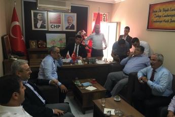 CHP Adıyaman İl Başkanlığını Ziyaretimiz.-05