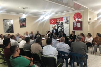 CHP Adıyaman İl Başkanlığını Ziyaretimiz.-07