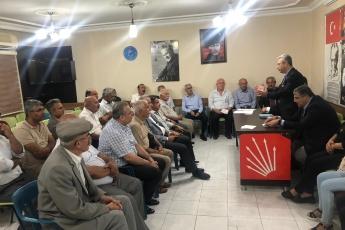 CHP Adıyaman İl Başkanlığını Ziyaretimiz.-08