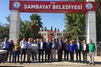 CHP Adıyaman Şambayat Belde Başkanlığını Ziyaretimiz.-02