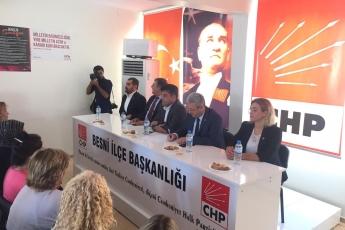 CHP Adıyaman Besni İlçe Başkanlığını Ziyaretimiz.-01