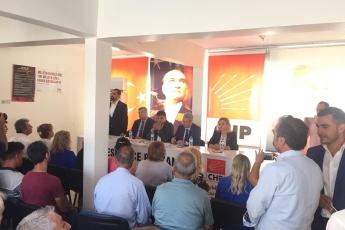 CHP Adıyaman Besni İlçe Başkanlığını Ziyaretimiz.-02