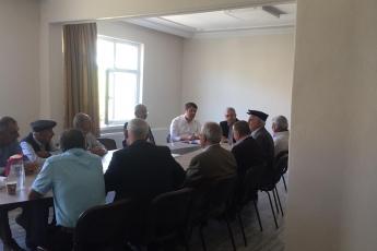 CHP Adıyaman Milletvekilimiz Abdurrahman Tutdere İle Birlikte Pınarbaşı Belediyesinde Vatandaşlarımız İle Toplantımız.-01