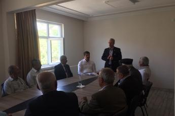 CHP Adıyaman Milletvekilimiz Abdurrahman Tutdere İle Birlikte Pınarbaşı Belediyesinde Vatandaşlarımız İle Toplantımız.-03