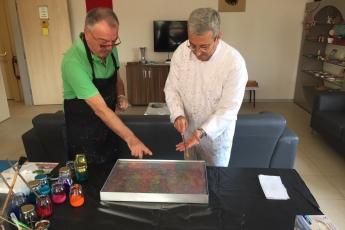 Mersin Alzheimer Derneği Yaşlı Yaşam Merkezi'ni ve Palyatif Bakım Birimini Ziyaretimiz.-06