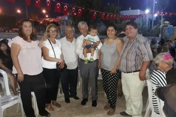Tarsus Musalla Dostluk ve Kardeşlik Festivaline Katılımımız.-06
