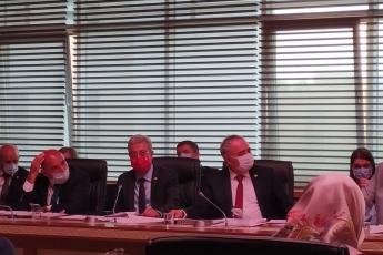 02.06.2020 Sanayi, Ticaret, Enerji, Tabii Kaynaklar, Bilgi Ve Teknoloji Komisyonu Toplantısı-2