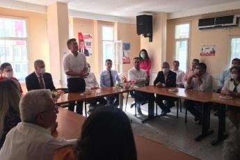 08.06.2020 Tarsus İlçe Başkanlığı Ziyareti-1