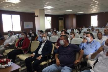 08.06.2020 Tarsus Ziraat Odası Başkanlığını Ziyaret-1