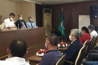 08.06.2020 Tarsus Ziraat Odası Başkanlığını Ziyaret-2